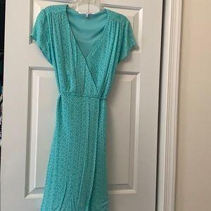 Short sleeve dress never worn